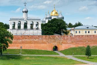 Живой музей и Заповедный край озер. В.Новгород - Валдай. Осень-зима-весна (2 дня+ж/д)