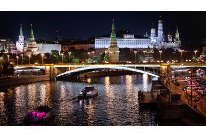 Круиз по центру Москвы с дискотекой под любимые супер-хиты (вечерняя теплоходная прогулка с модным диджеем)