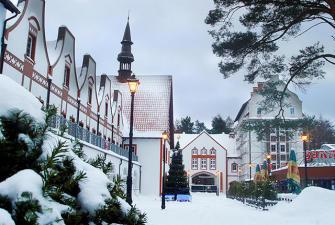 Рождественские истории в Калининграде ( 4 дня + авиа или ж/д )