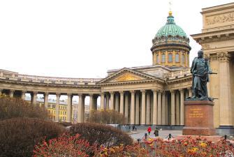 Майские праздники в Санкт-Петербурге (5 дней, автобусный)