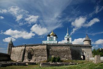 Псковландия (3 дня + ж/д)