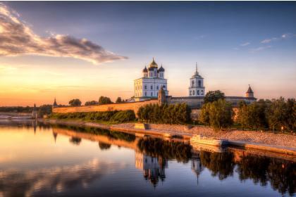 Все в Псков (3 дня + ж/д)