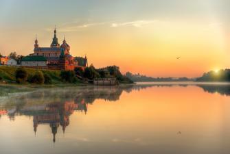 Две столицы Древней Руси, программа стандарт (зима, весна, осень, 2 дня + ж/д  )