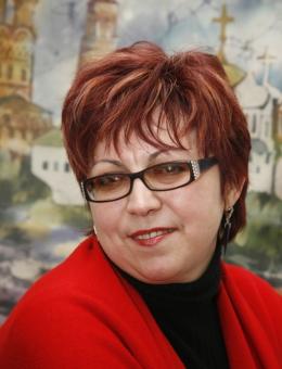Сергиевская Ирина