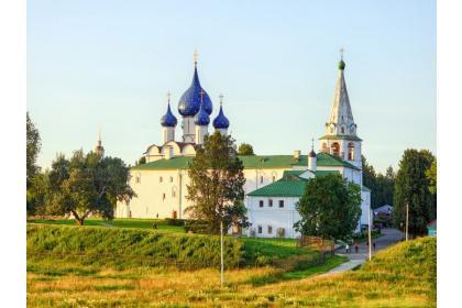 Суздальское Княжество - отель 3* (Владимир - Боголюбово - Суздаль - Кидекша 2дня, автобусный тур)