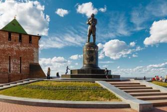Большое путешествие по Земле Нижегородской (6 дней + ж/д, март - октябрь 2021)