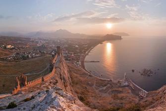 Звездный тур по Крыму ( 8 дней + авиа)