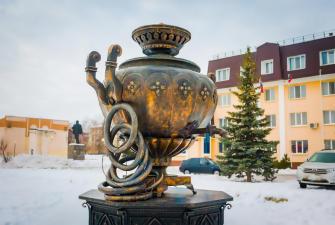 Ах, Елабуга- Алабуга! (осень - зима, 4 дня + ж/д, октябрь 2020-март 2021)