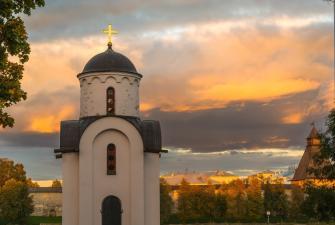 Вдоль реки Волхов (пон.-пятн.) (5 дней, автобусный тур) праздничный заезд