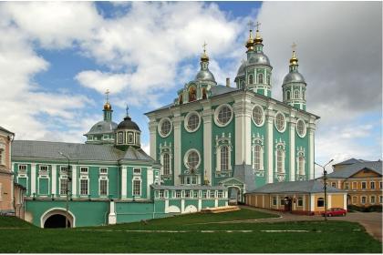 Уик-энд в Смоленске (2 дня + ж/д)