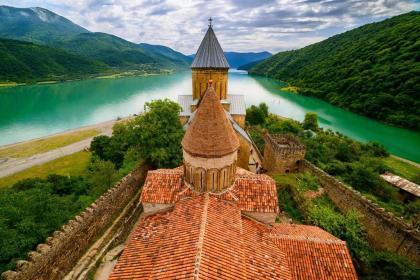 Счастливые дни в Грузии»  (от 3-х до 9 дней +авиа)