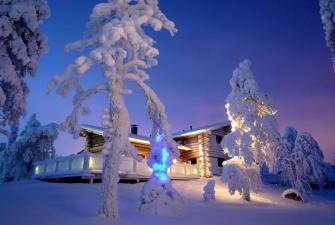 Весёлый новый год в Карелии (4 дня + жд)