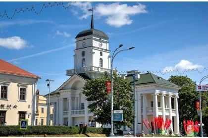 Минск (3 дня + ж/д)