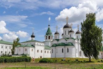 К истокам Древней Руси, Амакс 3* (3 дня, автобусный тур ), праздничный заезд