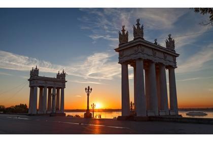 Царицын - Сталинград - Волгоград с загородной экскурсией по выбору (3 дня + ж/д)
