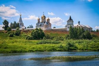 Славные рубежи Московии (Можайск - Верея, авторская экскурсия Валерия Страхова)