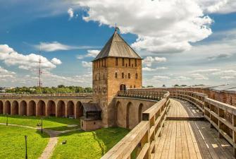 Великий Новгород – Псков ( 3 дня + ж/д, с 30.04 по 29.09.21)