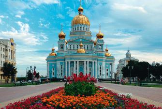 Праздники в Лермонтовской усадьбе + Саранск (2 дня + ж/д)