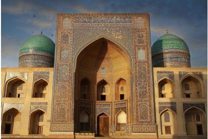 Ноябрьские праздники в Узбекистане (5 дней + авиа)