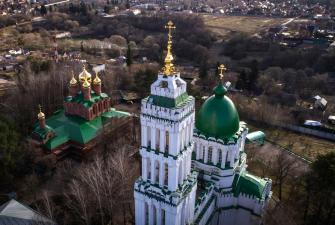 Знакомьтесь: Новая Москва (с посещением неоготического храма в Филимонках и Зосимовой пустыни) авторская экскурсия Валерия Страхова