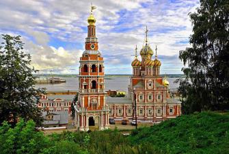 Золотая хохлома России (2 дня + ж/д, январь - декабрь 2021)