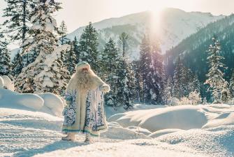 Новый год на Байкале (5 дней + авиа)