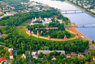 Две столицы Древней Руси (3 дня + ж/д, январь-декабрь 2021)