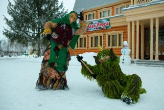 Новогодняя сказка в Казани — всё включено (3 дня + ж/д)