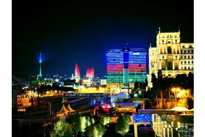Открой для себя Баку (эконом, 4 дня + авиа)