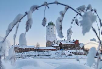 От Выборга до Рускеалы: по следам шведских  рыцарей ( 2 дня + ж/д) Отправление из Санкт-Петербурга
