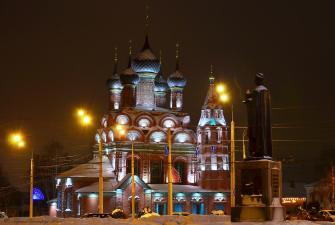 Новый Год в Ярославле - «Park Inn 4*»+Парк Забава (3 дня, автобусный тур)