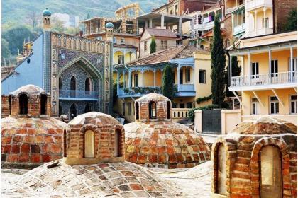 Три столицы Кавказа. Азербайджан-Грузия - Армения ( 8 дней + авиа )