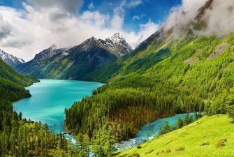 Мультинские озера (11 дней + авиа или ж/д)