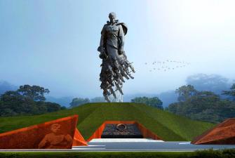 Летят журавли (Ржев -мемориал Советскому солдату с посещением Избы Сталина в Хорошево и дегустацией ржевского пряника)