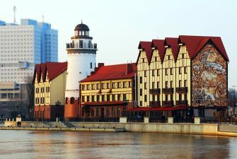 Ноябрь на Балтике (4 дня + ж/д или авиа)