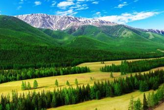 Золотая осень на Алтае (5 дней + авиа)