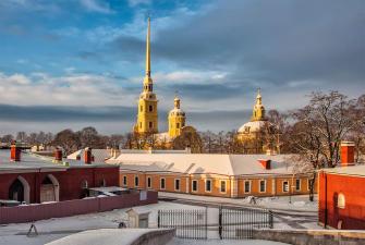 Санкт-Петербург -день за днем. Золотая коллекция. ( от 2 до 7 дней + ж/д, апрель-сентябрь 2021 ) ЗАЕЗД В ЛЮБОЙ ДЕНЬ!