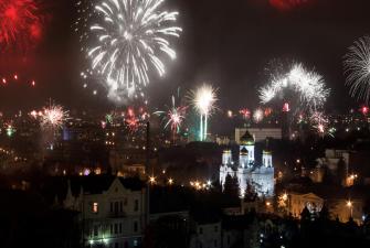 Новый год на Кавказе (4 дней + ж/д или авиа)