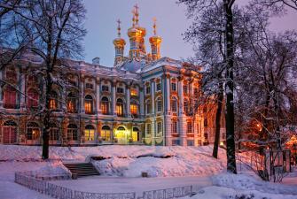 Зимы волшебные узоры ( 4 дня + ж/д )