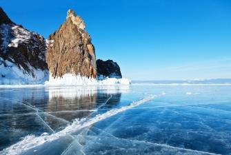 Байкал: Лед и Вода. Ольхон ( 5дней + авиа или ж/д, январь 2022 )