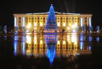 Зимние каникулы в Пскове и Великом Новгороде (5 дней + ж/д)