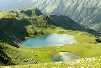 Тайна 7 озер (7 дней + авиа или ж/д )