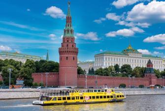 Доброе утро, Москва! (Утренняя прогулка c завтраком от капитана на борту комфортабельного теплохода) ежедневно