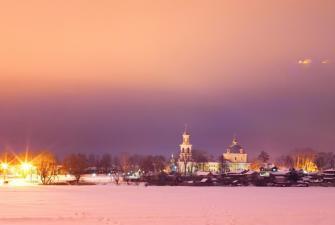 Русь Святая, Баташев 4* (2 дня, автобусный тур ) праздничный тур