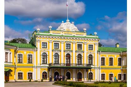 Императорские фасады Твери ( с посещением Императорского дворца и усадьбы Домотканово)