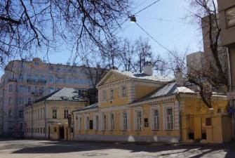 Солнечное сплетение Москвы. Сивцев Вражек (пешеходная авторская экскурсия Елены Шапошниковой)