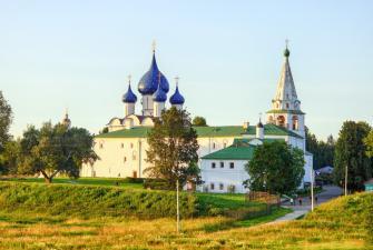 Северо-Восточная Русь ( сред.-пятн. 3 дня, автобусный тур)