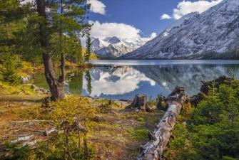 Майские праздники на Алтае. Когда просыпаются водопады (10 дней+ж/д)