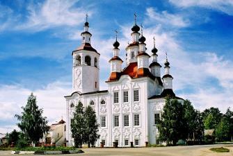 Вологодский край - хлебосольный рай. Гастрономический тур (3 дня + ж/д)