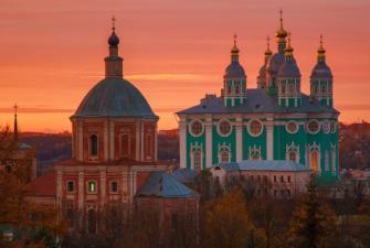 Романтика дворянских поместий земли Смоленской (3 дня + ж/д)